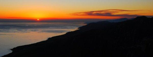 3433 Smoky Sunset