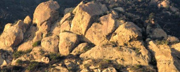 3453 Hawk's Rocks