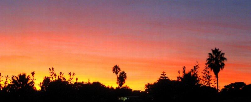 0945 Winter/Summer Sunset