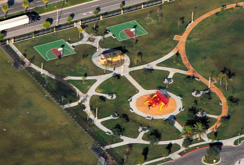 4052 Playground Flower