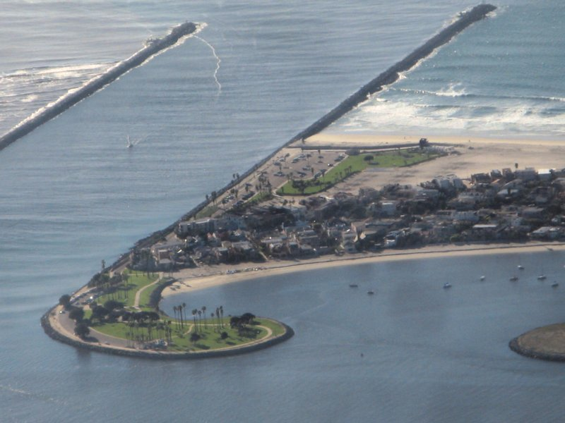 1040-SD The Jetty - OB & Mission Beach
