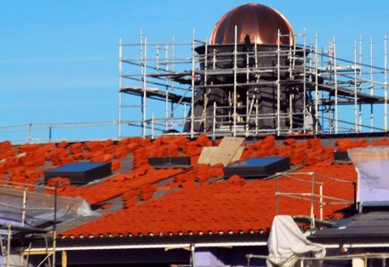 4464 Copper Cupola