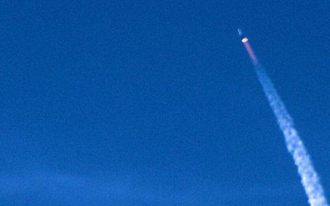 4887 Rocket Flame