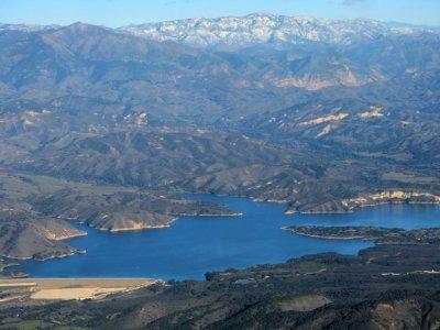 1243 Cacuma Lake & Snow
