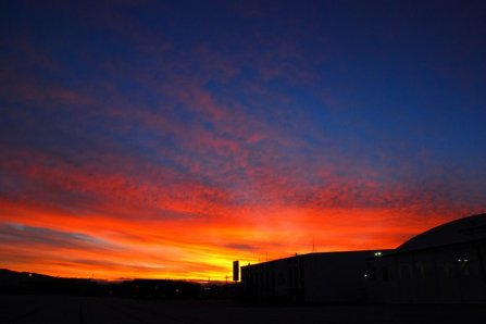 5326 Boise Airport Sunrise