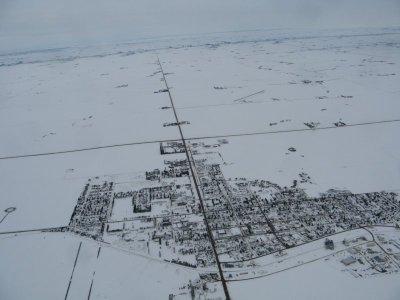 1397 Black&White Town, Alberta