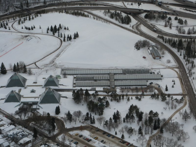 1404 Snowy pyraminds Edmonton