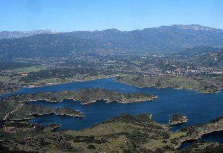 1833 Lake Casitas