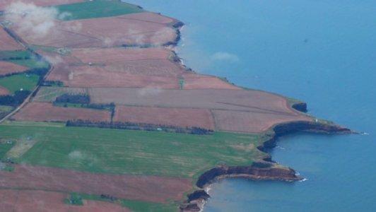 0215 Red PEI Cliffs