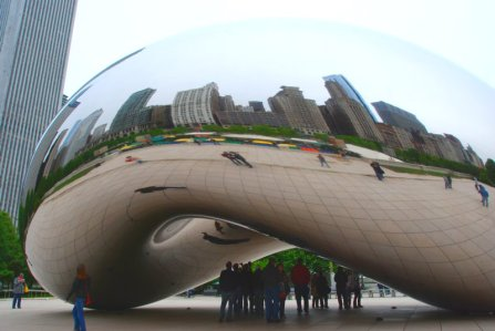 0741 Cloud Gate