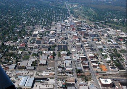 7142 Joplin, MO Aerial 4/20/11