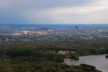 9678 Boston Aerial