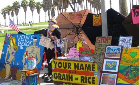 1363 Venice Beach crazy