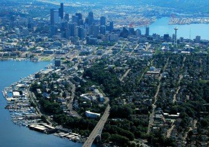 4863 Seattle Skyline
