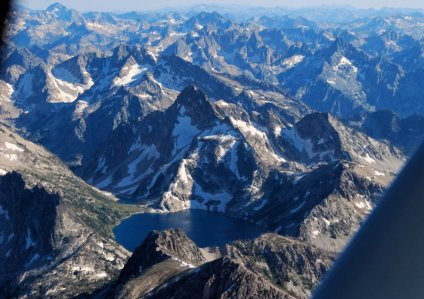 3884 Sawtooth Mountains