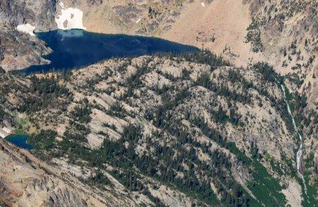 4037 Peaceful Blue Lake