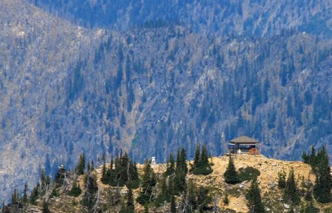 4459 Fire Lookout