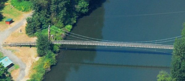 4649 Suspension Bridge