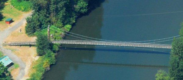 4649 Suspension Bridge