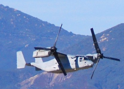 7789 Osprey Overflight