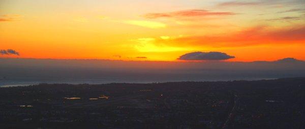 0271 SBA Sunset Aloft