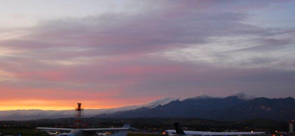 0280 SBA Sunset