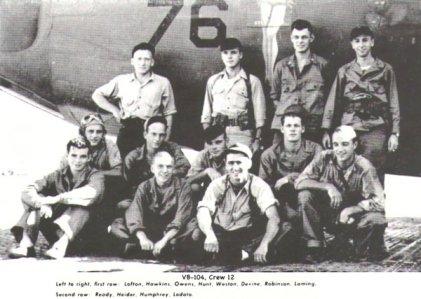 43 VP-104 crew 12