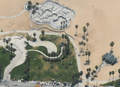 0024 Venice Skate Park