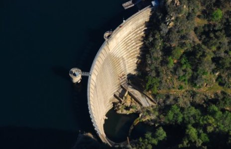 1936 Juncal Dam