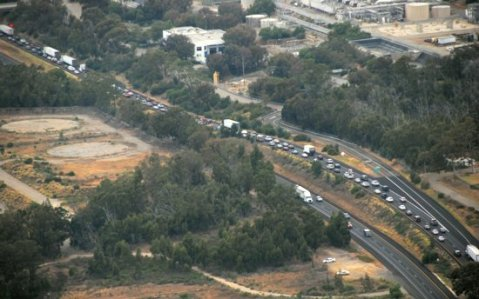 3117 Gaviota Traffic