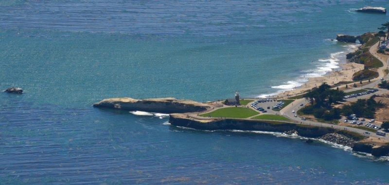 1669 Santa Cruz Lighthouse