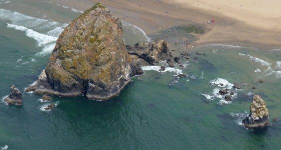 1787 Canon Beach Backside