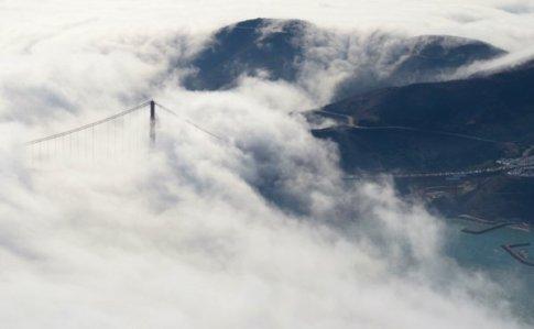 0280 Sausalito Fog Flood