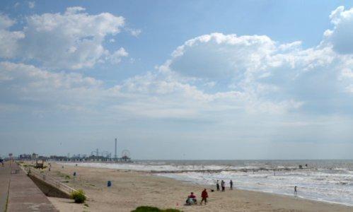 0023 Galveston Beach