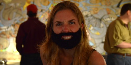 0514 Jazz Bearded Lady