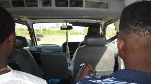 0062 Bahamian Bus
