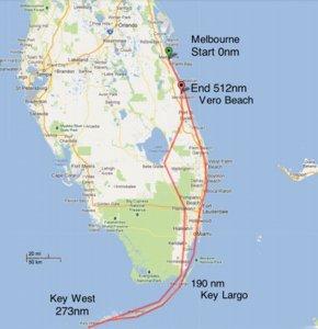 Keys Route