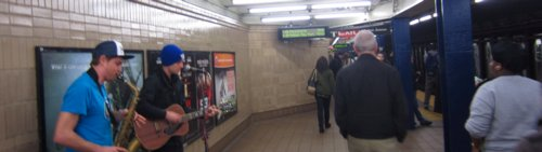 0866 Subway Serenade