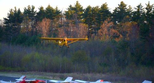 4697 Flying History