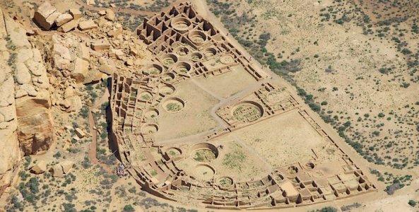 5964 Chaco Semicircle