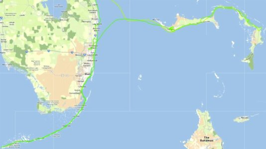 Bahamas / Keys Track