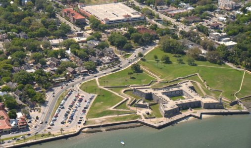 1646 St. Augustine Fort