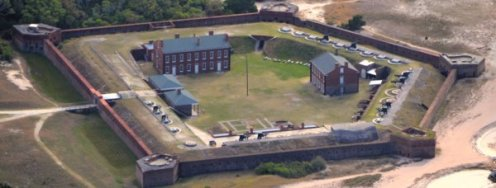 1674 Fort Clinch