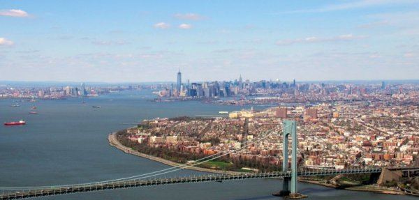 2819 Verrazano to NYC