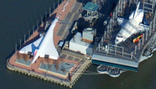 2919 Shuttle & Concorde
