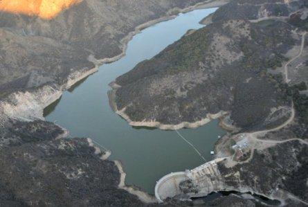 0693 Gibraltar Dam