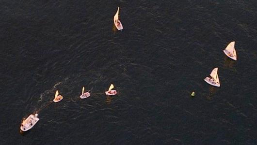 0781 Duckling Boats