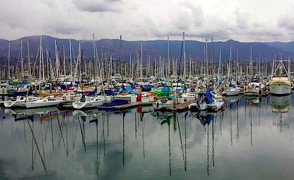 140253 Rainy Harbor