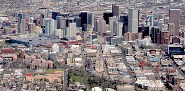 0645 Denver Skyline