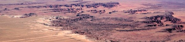 1845 Divided Desert